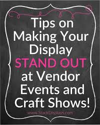 Craft Show Display Stands Stack Displays News Reviews Testimonials and Blog Tagged 33