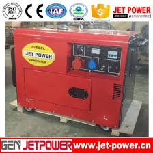 small portable aircooled 5kw 5kva silent diesel generator set small portable diesel generator45 generator