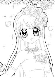 Cool Anime Coloring Pages At Getdrawingscom Free For Personal Use