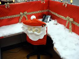 christmas decorations for office cubicle. Bay Decoration Office Themes For Christmas Theme Decorations Cubicle
