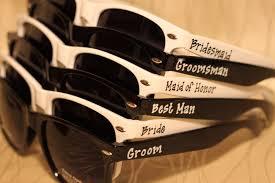 Wedding Favour Sunglasses Uk