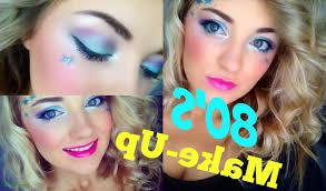 80s makeup and hair ideas elegant 80 s themed hair and makeup mugeek vidalondon