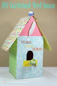 Diy Birdhouse Diy Spring Bird House Sweet Tea Saving Grace