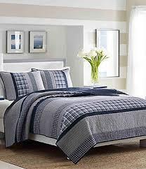 Blue Quilts & Coverlets | Dillards & Nautica Adelson Pieced Quilt Adamdwight.com