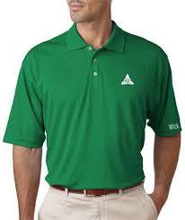 kelly green polo
