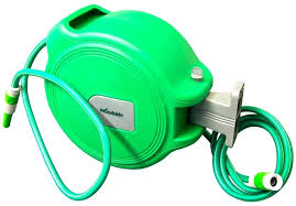 garden hose reels large image for auto rewind retractable wall mounted garden hose reel cart