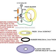 how to make a homemade buzzer simple circuit design explored simple buzzer circuit schematic