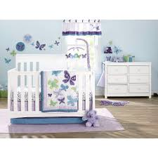 themed erfly crib bedding
