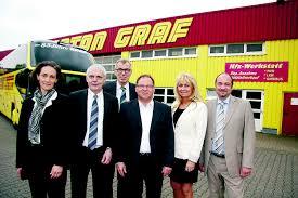 Hohes Lob für die Ausbildung der Firma Graf - Herne