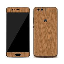 huawei phones p10. huawei p10 light oak wood skins phones