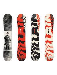 Salomon Board Size Chart Salomon Villain Mens Snowboard S19