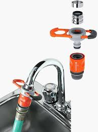 kitchen faucet to garden hose adapter home depot elegant garden hose adapter for sink home depot sink ideas