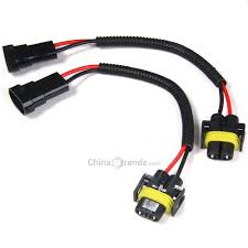 Dropshipping for <b>2pcs H8 H9 H11</b> Extension Adapter Wiring ...