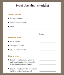 Party Planning Templates Free Event Planning Template Download