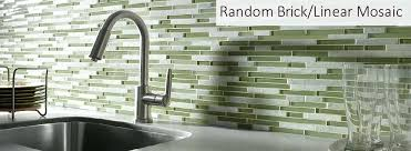 mosaic glass tile random strip brick glass tile mosaic glass mosaic tile sheets clearance mosaic glass tile
