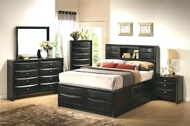 low platform beds with storage. Low Platform Bed With Drawers Nightstands Built In Headboard Bedroom Queen Storage Bedrooms . Beds S