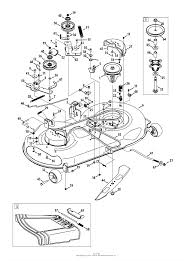 Mtd 13al795t058 2013 m200 46 2013 parts diagram for mower deck ignition wiring diagram murray mower 46 cut in