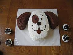 Birthday cake for dogs easy ~ Birthday cake for dogs easy ~ Puppy dog cake one of awesome birthday cakes for kids