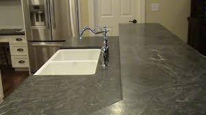 leathered granite countertops 1024x576 leathered granite pros and cons with design ideas