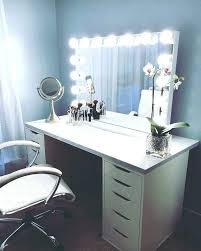 white makeup vanity desk best ideas on for table w jewelry vanity white