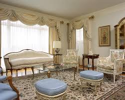 Sumptuous Curtain Valances In Living Room Traditional With French Traditional Living Room Curtains