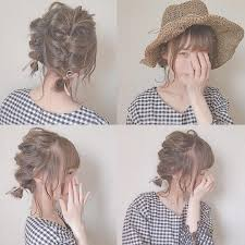 プールで水着に似合う髪型14選ヘアアレンジヘアスタイルはどうする