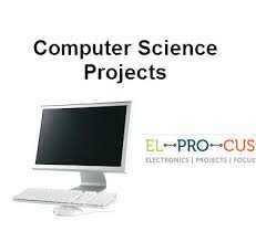 computerscience project computer science project topics and materials pdf download