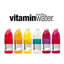 Vitamin Water Nutrition Chart Vitamin Water Nutrition Facts