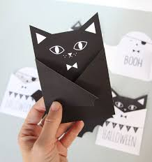 CUTE HALLOWEEN CARDS AND OTHER UNIQUE PAPER CARD MAKING IDEASCard Making Ideas For Halloween