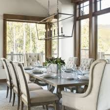 dining table decor.  Decor Table Decor Clear All  Dining Room  Transitional Dark Wood Floor And  Brown Dining Idea In Denver With On Table Decor 6