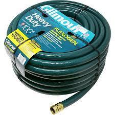 gilmour coupled flexogen garden hose
