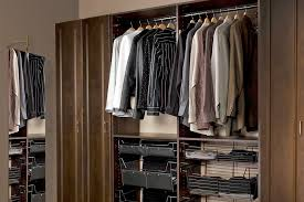 accessorize your custom closet with a full length revolving mirror