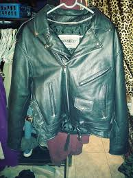 details about brand new unik premium leather biker jacket never worn just in time for xmas