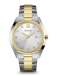 men s diamond watches bulova bulova 98d125 men s watch diamond