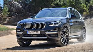 2018 BMW X3 XDrive30d (Color: Sophisto Grey Brilliant Effect Metallic) -  Front Three