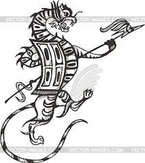 chinese tiger clipart. Contemporary Chinese Inside Chinese Tiger Clipart G