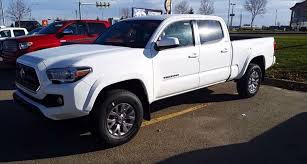 2017 Toyota Tacoma Double Cab 4X4 SR5 V6 Appearance package with ...
