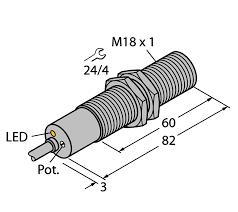 turck flow monitoring immersion sensor fcs m18 ap8x