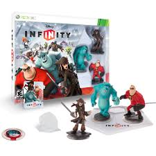 infinity 360. the disney infinity starter pack comes with following: 360