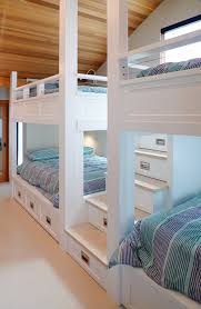 House Bunk Bed Custom 9 Person Beach House Bunk Bed Able And Baker Custom