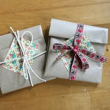 please just ask if you d like your order gift wrapped