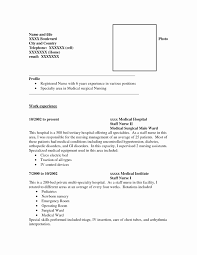 Chronological Resume Template Chronological Resume Template Beautiful Chronological Resume 69