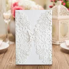 Design And Print Invitations Online Free 10 Pack Design Fold Print Laser Cut Wedding Invitations Butterfly Envelope De Casamento Greeting Card Birthday Christmas Rsvp Free Birthday Greetings
