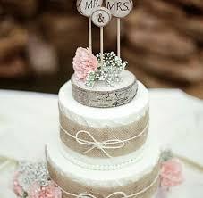 30 Small Rustic Wedding Cakes On A Budget See More Www