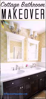 cottage bathroom mirror ideas. Fine Bathroom Cottage Bathroom Mirror Ideas New 76 Fresh Lilac And Grey York  Spaces Magazine To O