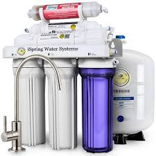 ispring rcc7ak 6 stage reverse osmosis drinking water filtration system review top rated under the sink water filter
