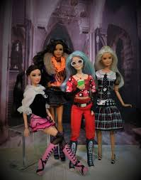 barbie cosplays monster high by ette29