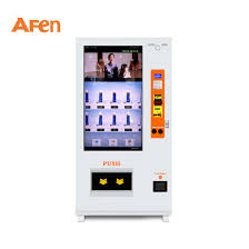 Coin Operated Newspaper Vending Machine Simple China Afen Pharmacy Newspaper Cosmetics Medicine Clothes Book