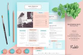 Creative Word Resume Templates 65 Eye Catching Cv Templates For Ms Word Free To Download