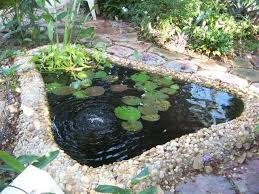 Small Picture Diy Garden Pond Diy Tractor Tire Garden Pond Diy Cozy Home